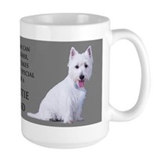 Westie Dad Coffee Mug