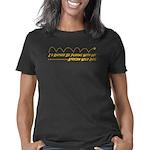 Knit Question Organic Women's T-Shirt