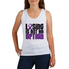Losing Is Not An Option Crohn's Disease Women's Ta