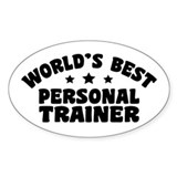 Personal Trainer Decal