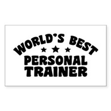 Personal Trainer Stickers