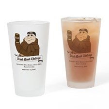 Pint Glass with DMC Dates