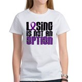 Losing Is Not An Option Lupus Tee