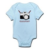 Funny Photographer Infant Bodysuit