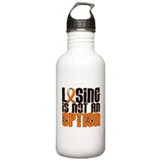 Losing Is Not An Option Multiple Sclerosis Stainle