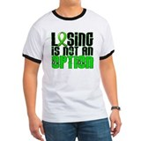 Losing Is Not An Option Non-Hodgkin's Lymphoma Rin