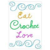 Eat Crochet Love