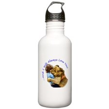 I Will Always Love You Sports Water Bottle