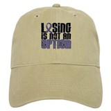 Losing Is Not An Option Prostate Cancer Cap