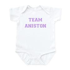Team Aniston Lavender Infant Creeper