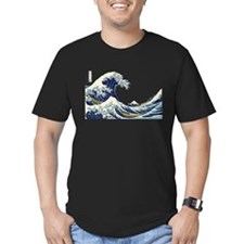 Funny Great wave T