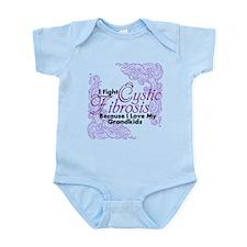 Because I Love Infant Bodysuit