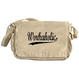 Workaholic Messenger Bag