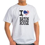 I LOVE BATON ROUGE T-Shirt
