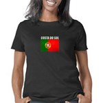 Chagos Chart Women's Cap Sleeve T-Shirt