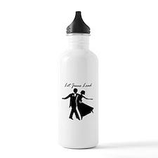 Let Jesus Lead Water Bottle