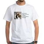 The Real Jesus Forgives Your White T-Shirt