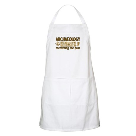 Archaeology, Recovering the Past BBQ Apron