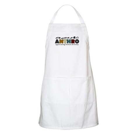 Anthropology BBQ Apron