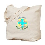 L&D Nurse Tote Bag