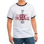 Trysexual Design 1 Ringer T