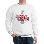 Trysexual Design 1 Sweatshirt