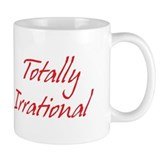 Pi Day Totally Irrational Mug