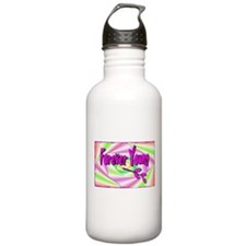 forever young Water Bottle