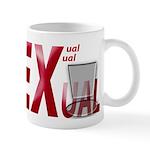Trysexual Design 1 Mug