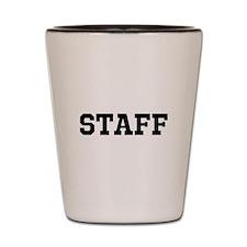 Staff (Light) Shot Glass