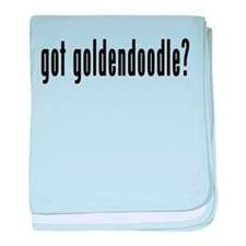 GOT GOLDENDOODLE baby blanket