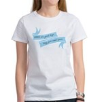 DINOS are Good Dogs Women's T-Shirt