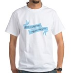 DINOS are Good Dogs White T-Shirt