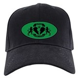 Baseball Hat - Black Logo