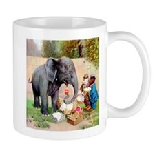 Roosevelt Bears and An Elephant Mug