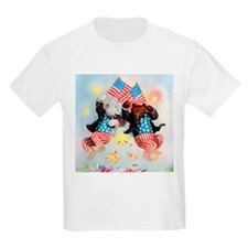Roosevelt Bears as Patriots Bears T-Shirt