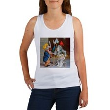 Roosevelt Bears Do Shakespeare Women's Tank Top