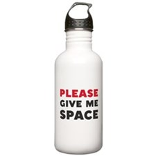 Please Give Me Space Stainless Water Bottle 1.0L