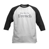 Kiss Me, I'm French Tee
