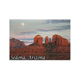 Sedona arizona Rectangular Magnet