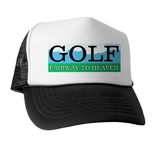 Fairway to Heaven Trucker Hat