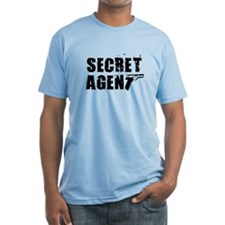 SECRET AGENT SHIRT TEE KIDS S Shirt