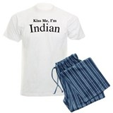 Kiss Me, I'm Indian pajamas