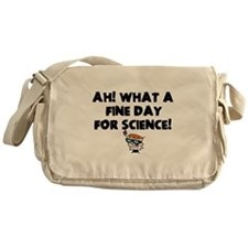 'Dexter's Lab' Messenger Bag