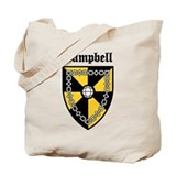 Clan Campbell Tote Bag