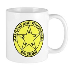 Ma Pa Railroad Mug
