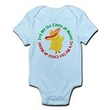 It's My 1st Cinco de Mayo Infant Bodysuit