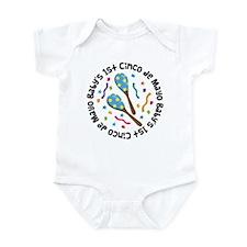 Kids Cinco de Mayo Infant Bodysuit