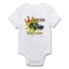 Family Truckster Infant Creeper