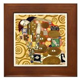 Klimt - Fulfillment Framed Tile
